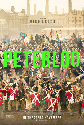 Peterloo film